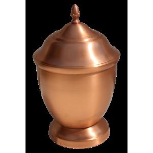 Copper Cremation Pet Urn 701