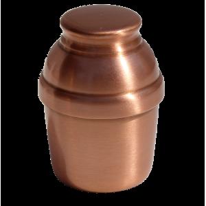 Copper Cremation Keepsake Urn 707