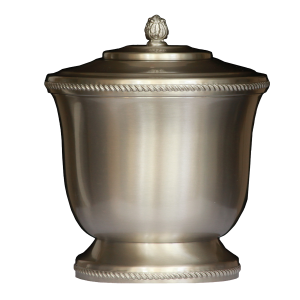 Ajax Pewter Creamation Urn 901