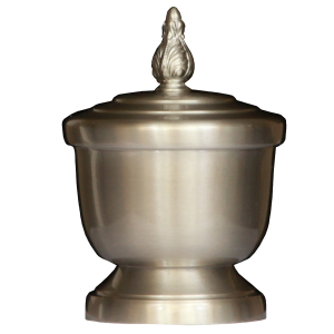 Venus Keepsake Pewter Creamation Urn 902
