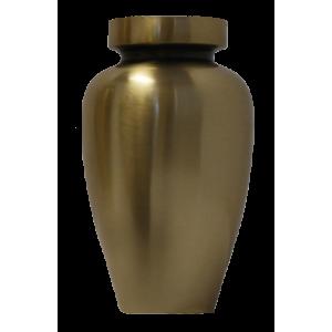 Spartan Antique Bronze Pet Urn