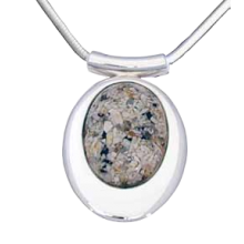 Large Oval Deluxe Pendant