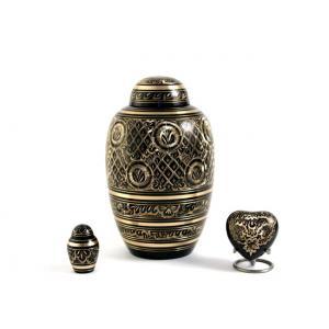 Radiance Brass Adult Urn