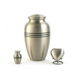 Classic Pewter Adult Urn