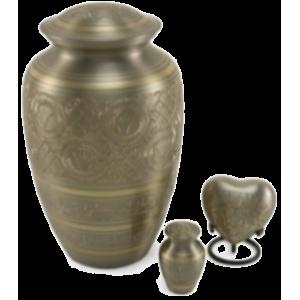 Classic Platinum Adult Urn
