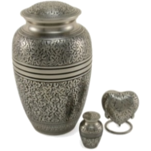 Silver Oak Adult Urn