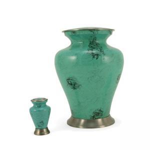 Glenwood Blue Marble Adult Urn