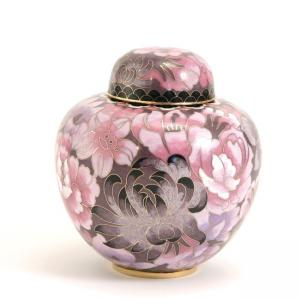 Floral Blush Extra Small Pet Urn