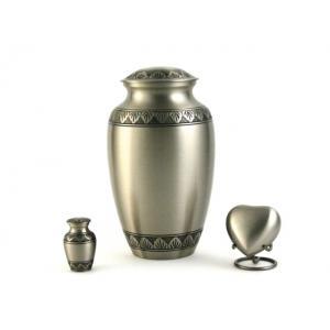 Elite Athena Pewter Adult Urn