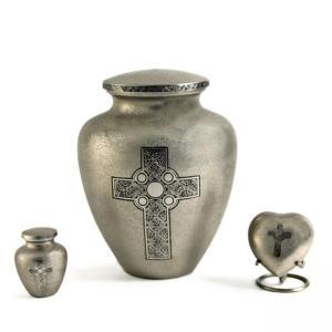 Celtic Cross Adult Urn