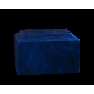 Springfield III - Rectangle, Deep Cobalt Blue with Black Vein (Adult)