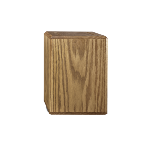 Oakley - Medium Oak Upright Rectangle (Adult)