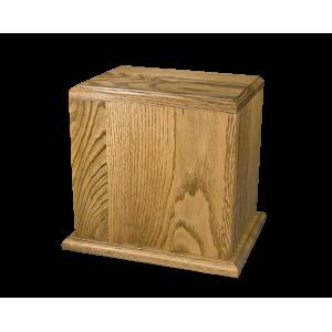 Oakwood -Medium Oak with Base