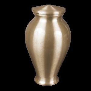 Nova I - Contemporary Vase with Plain Finish (Adult)