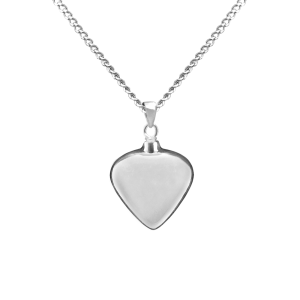 Heart - Sterling Silver with Chain