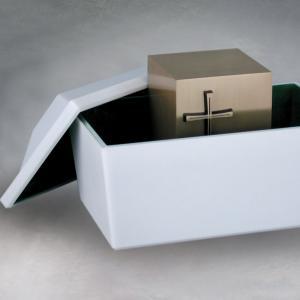 """Cremation Urn Vault  """"Apollo I"""""""