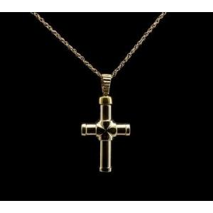 Cross - 14k Gold with Chain