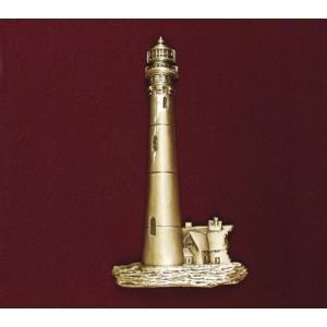 Coastal Lighthouse, Urn Applique