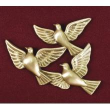 The Spirit, Urn Applique, Flying Doves