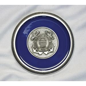 Coast Guard Applique, 4 inch