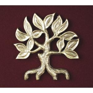 Contemporary Tree, Urn Applique