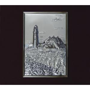 Rocky Shore Lighthouse