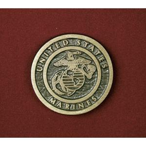 Marine Medallion, Urn Applique 2 inch