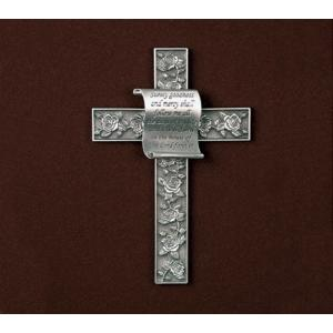 Prayer Cross with 23rd Psalm